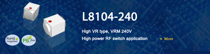 PIN Diode L8104-240 For High VR type, VRM 240V